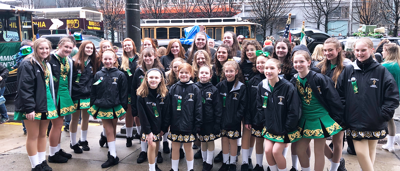 Nicholl Irish Dancers